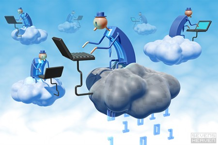 What is the status of cloud among UK businesses?