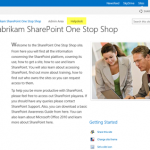 SharePoint 2013 Helpdesk Site Available